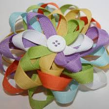 ribbon hair bow 41 how to make hair bows babies and you tip junkie