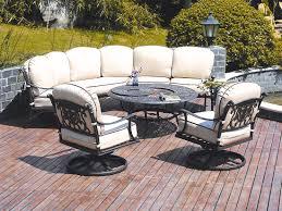 discount cast aluminum patio furniture hanamint patio furniture klnqpa9 cnxconsortium org outdoor