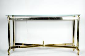 Mid Century Modern Sofa Table by Mid Century Modern Art Deco Style Console Table Omero Home