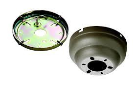 Monte Carlo Ceiling Fan Light Monte Carlo Mc90bs Flush Mount Canopy Kit Brushed Steel Close