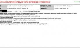 Sales Associate Resume Sample by Auto Detailer Resume Sample Reentrycorps
