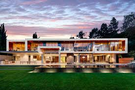 ultra modern exterior house design with unique design of the house