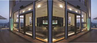 slide u0026 fold upvc door design company in india fenesta