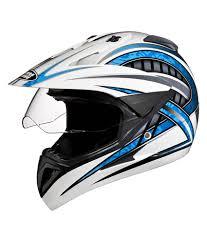 motocross helmets online buy studds motocross with visor decor l full face helmet d2