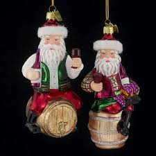 wine glass christmas ornaments cheap wine glass christmas ornaments find wine glass christmas