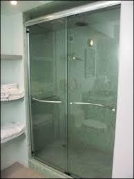 Trackless Bathtub Doors Bathtub Trackless Door Bathroom Design