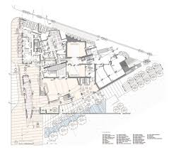 National Theatre Floor Plan by National Theater Of Cyprus Ergo7 Architects