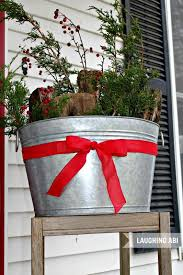 Christmas Porch Decorations Ideas by 12 Days Of Easy Christmas Decorating More Christmas Porch
