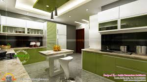 kitchen designs kerala kitchen and dining interiors kerala home design and floor plans