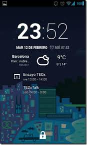 best clock widget for android dashclock vs clock what is the best widget clock lock screen