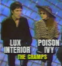Lux Interior And Poison Ivy Lux Interior U0026 Poison Ivythe Cramps Find Make U0026 Share Gfycat Gifs