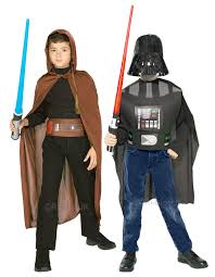 star wars kids halloween costumes star wars lightsaber set kids fancy dress jedi u0026 darth vader