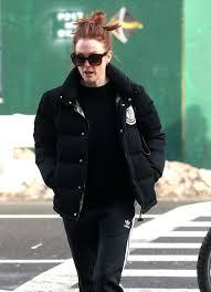 julianne moore out in new york 02 11 2017 hawtcelebs hawtcelebs