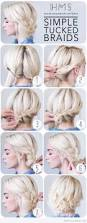 beautiful simple and easy hairstyles for short hair gallery