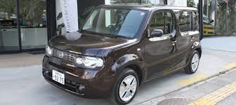 cube cars interior okinawa nissan cube rent a car reservation