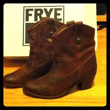 womens size 12 cognac boots 31 frye boots s jackie button frye boot in