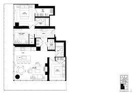 The Azure Floor Plan by Casa 2 Condos In Toronto On Prices U0026 Floor Plans
