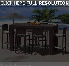 High Top Patio Furniture Set by Bar Furniture Outdoor Patio Stools Outdoor Patio Sets Outdoor