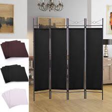 fabric room divider ebay