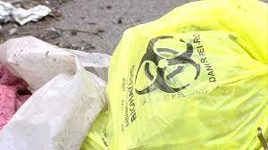 get gephardt illegally dumped garbage piles litter salt lake city