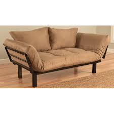 futon pillows kodiak furniture spacely convertible futon lounger and mattress