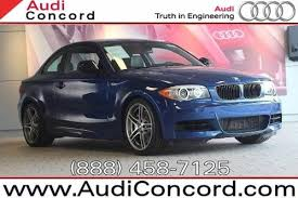 bmw of oakland used bmw 1 series for sale in oakland ca edmunds