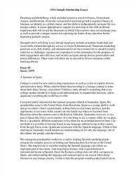 Sample Recommendation Letter For The Rhodes Scholarship  Letters Of Recommendation For Graduate School    Free
