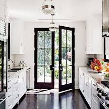 black and white kitchen floor images 9 beautiful black and white kitchens from the ad archives