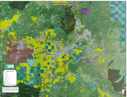 Wildfire Map Manitoba by Treatment Maps Greater Flagstaff Forest Partnership