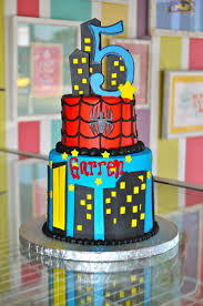 58 best superhero birthday cakes images on pinterest birthday