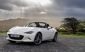 the clarkson review 2016 mazda mx 5