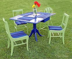 painted outdoor dining set fynes designs fynes designs