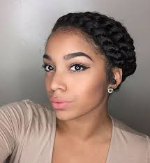 flat twist updo hairstyles pictures flat twist hairstyles 13 fierce looks from instagram that you