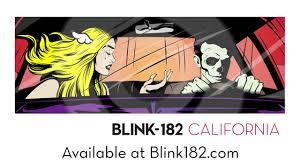 california photo album blink 182 is back dhtg