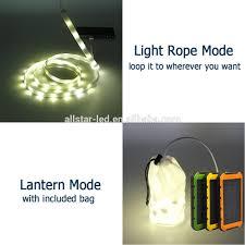 led lights usb led strip lantern for camping hiking safety