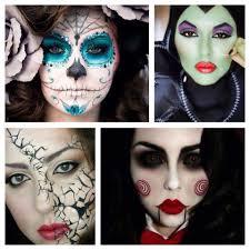 make up course halloween make up ulearn english dublin blog
