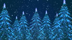 free christmas and new year 2014 trees background loop hd youtube