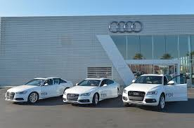 audi a6 or a7 audi hypermiles from l a to york with 2014 a6 a7 tdi models