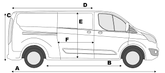 renault trafic dimensions ford transit custom internal dimensions interior pr ford transit