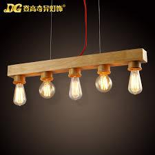 Dining Room Pendant Lights Popular Wood Dining Rooms Buy Cheap Wood Dining Rooms Lots From