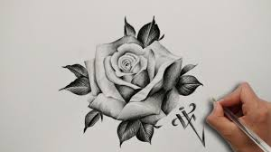 100 roses tattoo design three roses tattoo designs on back