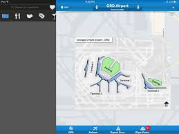 Map Of Chicago O Hare by Spawning Parking At The Correct Terminals Tutorials Infinite