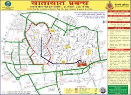 Rit Campus Map Media Delhi Traffic Police