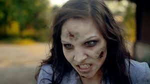 Halloween Zombie Makeup by Zombie Makeup Youtube
