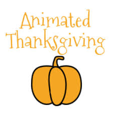animated thanksgiving on the app store