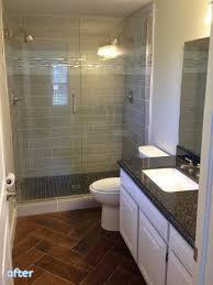 Bathroom Wood Tile Floor 48 Best Wood Look Tile Images On Pinterest Homes Bathroom Ideas