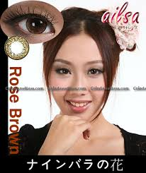 ailsa rose brown colored contacts pair cb22br 9 99 order