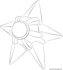 120 staryu pokemon coloring pages printable