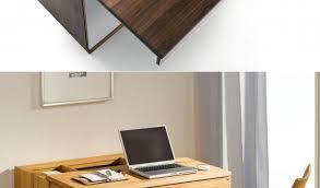 fabrication d un bureau en bois fabriquer un bureau soi m me 22 id es inspirantes bureau en bois con