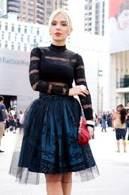 50 awesome looks with tulle skirt sortashion